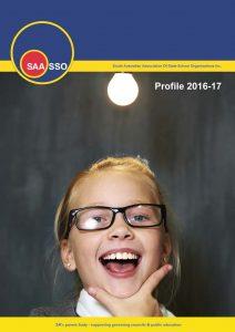 SAASSO Profile 2016-17